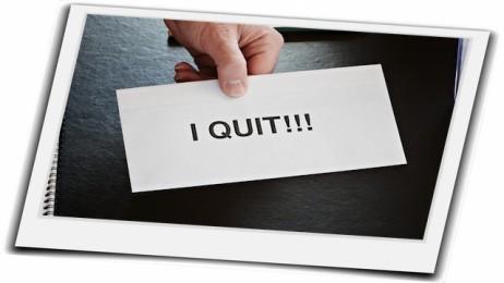 会社を辞める前に考えておきたい勇気の出る10の心構え